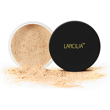private label makeup smooth oil control setting loose banana powder