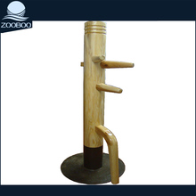 Grappling martial art Style MMA wing chun wooden dummy