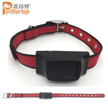The Black One Replaceable 6V Battery Silk Screen Logo Training Dog Collar No Bark