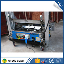 Automatic Plaster Machine For Wall Rendering