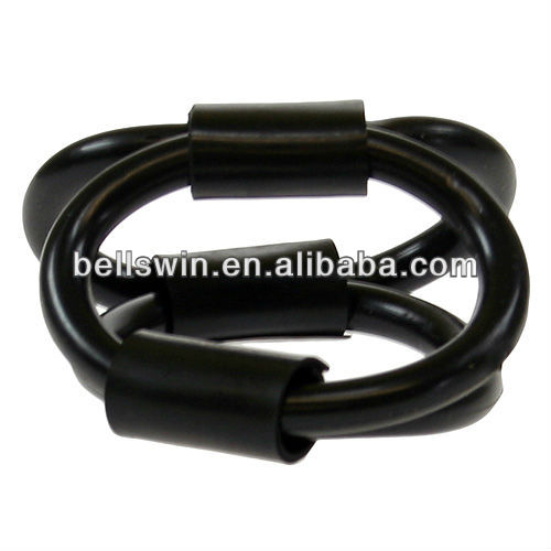 The 3Ring Plastic Cock Ring Adult Male Sex toy