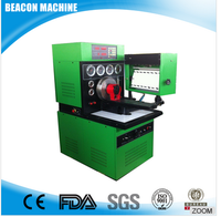 fuel injector bench tester MINI12PSB bosch diesel fuel injection pump test bench for sale