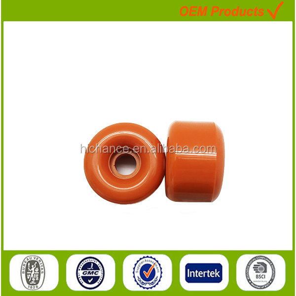 PU Roller Downhill PU street wheels for skateboarding