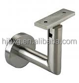 Balustrade accessories Stainless steel railing tube support bracket