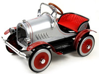 High quality kids antique metal car toy/ Children's Metal Pedal car,baby car for sale