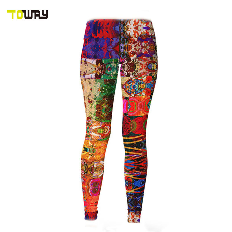 latest design polyester yoga leggings with custom logo