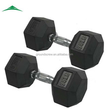 Adult Manufacturer China Vibrating Triangle Rubber Dumbbells