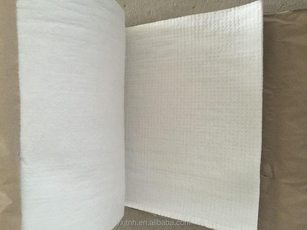 Top quality heat insulation furnace ceramic fiber wool for Fiber wool insulation
