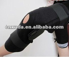 BEST-SELLER CE&FDA approved orthopetic medical ROM Hinged neoprene Knee brace support