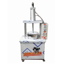 High Quality 1 Head Or 2 Heads Electric Automatic Roti Maker And Crepe Making Machine