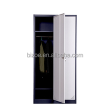 Best Sale Bedroom 2 Door Metal Locker Steel Furniture Iron Almirah Cupboard Designs