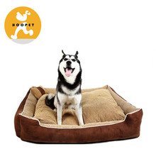 Beds For Large Dogs Pet Bed Sofa Soft Cozy Sleeping Bag Bed Warm House