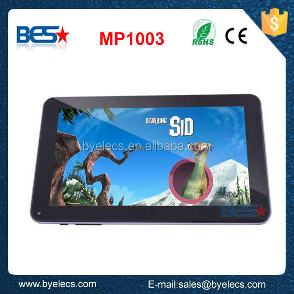 7 Inch Dual Core 1GB / 8GB Android Tablet pc with HDMI Input,Bluetooth,External 3G price china bluetooth tablet pc