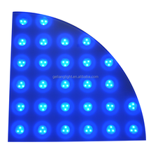 Special Sector or round shape Digital led Dance Floor