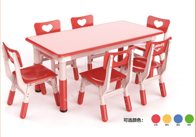 New design high quality Firewood Injection Hemming Kids Furniture for kindergarten