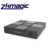 Full UHD 4K Wholesal Amlogic 1+8GB Wireless Android 6.0 TV Box RK3399