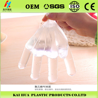 consumable /medical PE plastic gloves