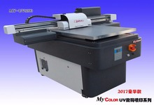 UV Printer, Cell Phone Case/Plastic Card/Transparent Business Card Printing Machine