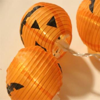 Top Sale Warm White Halloween Led Lantern Lights