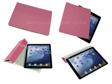 360 degree rotating stand leather case for ipad mini case OEM ODM