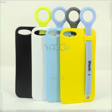 "Pull-tap PC material hard Protector cell phone case cover for iphone 5"" P-IPH5HC036"