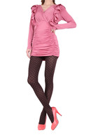 Anti-Bacterial High Quality Office Warmful Women Tights Pantyhose Stockings