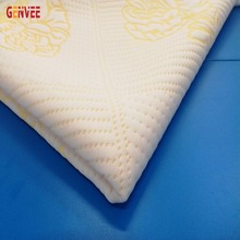 Quality 100% Polyester Mattress pads Knitted Fabric for Home Textile