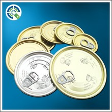 tinplate easy open end for tin can cap producer