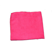 Newest selling absorption colorful red microfiber towels car wash