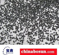 China gold supplier professional polishing media steel grit G18
