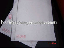 polyester felt for SBS bituminous waterproofing membranes