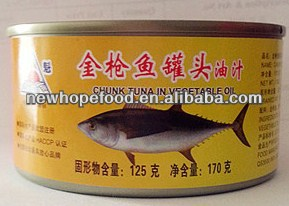Canned Oiled Tuna Manufacturers