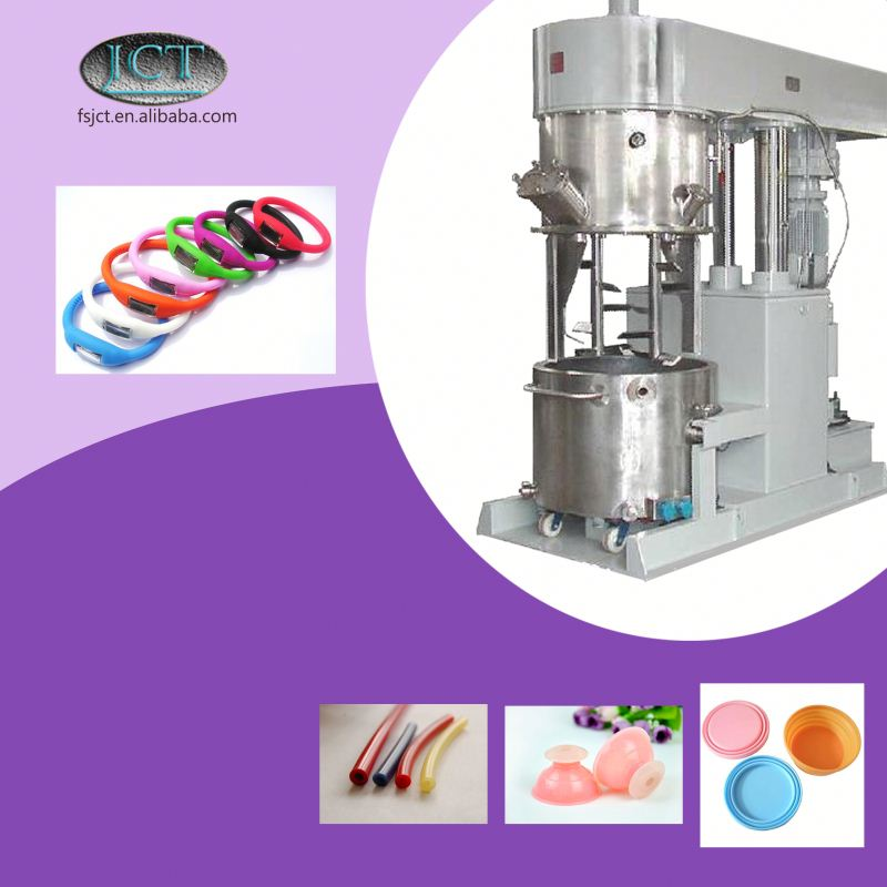 JCT crystal silica gel desiccant planetary mixer