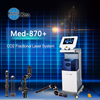 medical fractional co2 laser multifunctional therapeutic apparatus