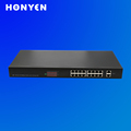 New arrival 18Ports 10/100M PoE Switch HY-1118-POE