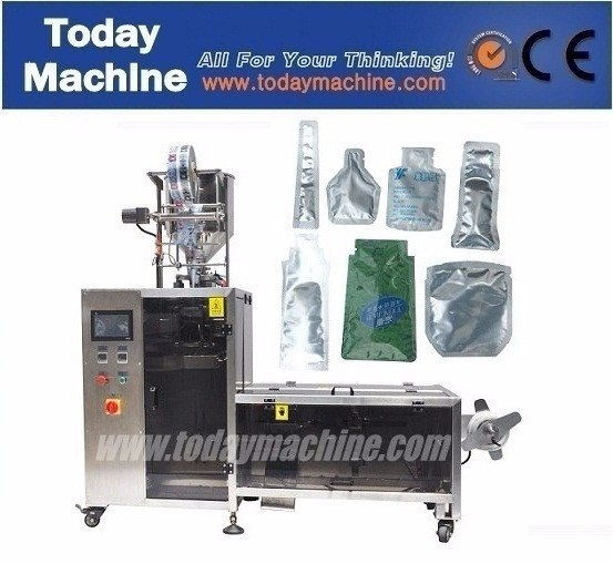 Hand lotion as Sample Sachet Automatic Form fill seal cut packing machine