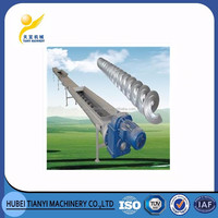 Large Capacity Coal/Dust/Cement Screw Conveyor in competitve price