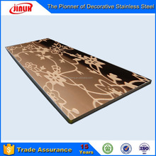 Titanium Coated Stainless Flexible Steel Sheet