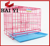 Anping factory Wholesale large Dog Cage & dog kennel with the cheap price