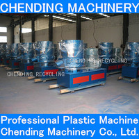 CHENDING waste recycling plastic film agglomerating machine
