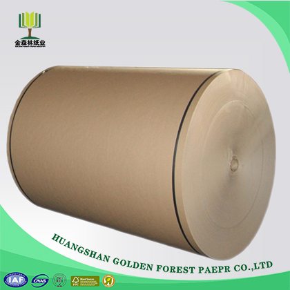 Perfect Cake Base High Stifness Test Liner Fluting Corrugated Medium Paper