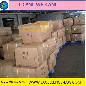 logistics service from china to Indonesia