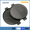 Alibaba China Cast Iron Metal Non stick Outdoor Cookware