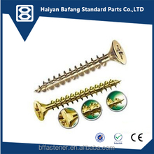 factory flat head shoulder screws two headed screws machine screw