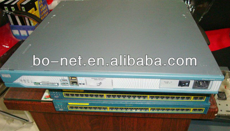 Used Cisco Router 2811