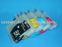 Cartridge supply for Brother MFC-6490CW Refillable Ink Cartridge