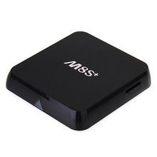 [Genuine] M8S+ M8S Plus Android5.1 TV Box Amlogic S812 Quad Core 2.4G&5G 2GB/8GB H.265 Gigabit-Lan Bluetooth4.0 free shipping