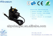 2a ac adapter/charger/power supply/switch mode power adapter
