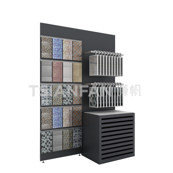 MM2093--- mosaic tile display stand