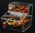 Acrylic Candy Box/ Acrylic Candy Bin/ Acrylic Storage Box